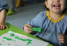 Psicomotricidad fina: The Very Hungry Caterpillar´s